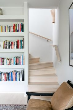 Bo LKV Interior Styling, Bookcase, Stairs, Shelves, Interiors, Space, Photos, Design, Home Decor