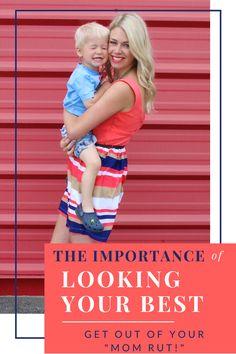 Start looking good and feeling good again in motherhood.