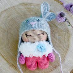 Ver esta foto do Instagram de @mini_crochet_dolls • 225 curtidas