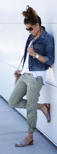 Cargo Pants Styling