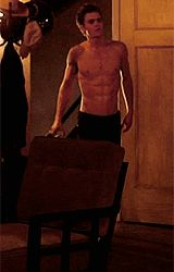 Paul Wesley ABS | Paul Wesley - Paul's Abs {Appreciation} #4: Stop torturing the abs or ...