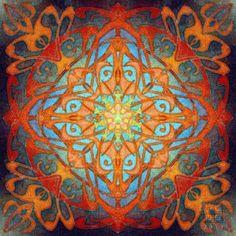 Mandala Design 173 by Philluppus