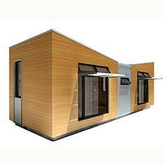 DIY cabin in the woods | Eco-friendly prefab | Sunset.com