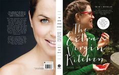 The Extra Virgin Kitchen - 2nd edition susan jane white