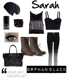 | What to Wear: Orphan Black