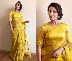 3 Tips To Make Your Net Saree Look Less Transparent Trendy Sarees, Stylish Sarees, Fancy Sarees, Red Lehenga, Lehenga Choli, Look Fashion, Indian Fashion, Fashion Spring, Saree Hairstyles