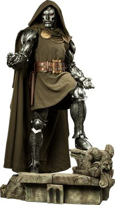 MUST HAVE!!! MUST, NOT JUST WANT, BUT MUST HAVE!!! Doctor Doom Legendary Scale figure Sideshow Collectibles $1999.99
