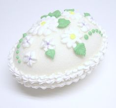I save these for Easter decoration; they are to beautiful to eat http://bit.ly/w1CewA
