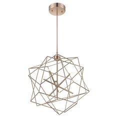 Buy the Lite Source French Gold Direct. Shop for the Lite Source French Gold Stacia 7 Light Wide Single Tier LED Chandelier and save. Geometric Pendant Light, Modern Pendant Light, Pendant Lighting, Geometric Decor, Geometric Shapes, Foyer Chandelier, Rectangle Chandelier, Chandeliers, Tiffany Chandelier