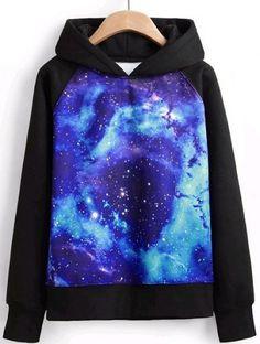 Cosmic Galaxy Hoodie