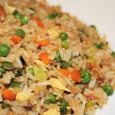 Chinese Fried Rice Recipe | Key Ingredient