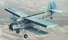 aerosngcanela: O grande biplano Antonov An-2 Motor Radial, Air Machine, Sea Plane, Metal Birds, Aviation Art, Wwi, Airplane, Fighter Jets, Aircraft
