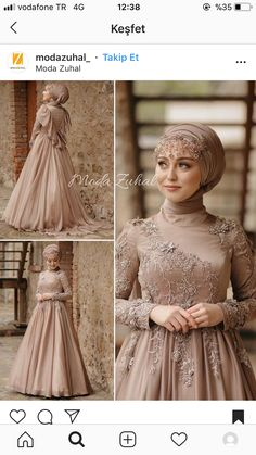 There are different rumors about the real history of the marriage dress; tesettür First Narration; Muslimah Wedding Dress, Hijab Wedding Dresses, Wedding Dress With Veil, Wedding Dress With Pockets, Sweetheart Wedding Dress, Bridal Dresses, Bridesmaid Dresses, Dress Pockets, Wedding Bridesmaids