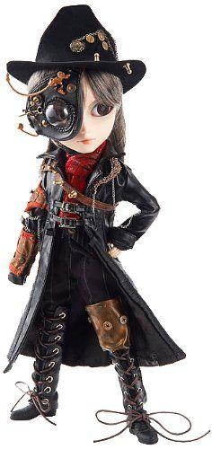 """Pullip Dolls Taeyang Steampunk Gyro 14"""" Fashion Doll Pullip Dolls http://www.amazon.com/dp/B003ZSE672/ref=cm_sw_r_pi_dp_UauItb1WVYW9394X"""