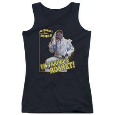 Saturday Night Live: Astronaut Jones Junior Tank Top