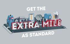 Honda UK Aftersales on Behance