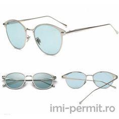 Ochelari de soare marca Shauna Round Sunglasses, Model, Round Frame Sunglasses, Scale Model, Models, Template, Pattern, Mockup