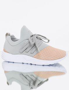 fdd176a9bab305 Super leichter ARKK Copenhagen Sneaker mit Echtleder Besatz