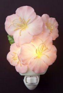 Amazon.com: Buttercups Night Light - Ibis & Orchid Design Collection: Home Improvement