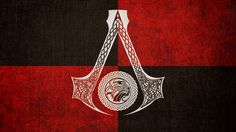 Assassin's Creed: Old Norse Guild Flag by okiir.deviantart.com on @deviantART