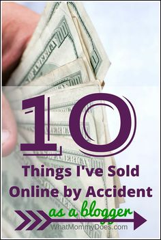hahaha this is awesome! This girl explains how she makes extra money on accident every month -while trying to sell one product online people end up buying other stuff! :) Sounds like something I would do. Lol | money making ideas, ways to make extra money monthly, home business idea