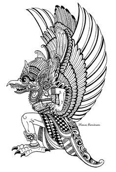 Thomas Kurniawan's Portfolio: Garuda Kencana