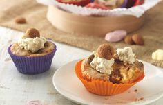 Pepernoot cupcakes