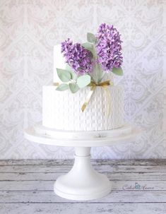 Lilacs by Cake Heart