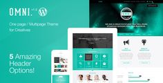 Deals Omni - Onepage / Multipage WordPress Parallax Flatonline after you search a lot for where to buy