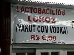E esta, com uma grande pérola da gastronomia nacional. | 12 piadas tipicamente brasileiras que nunca poderiam ser traduzidas para outra língua