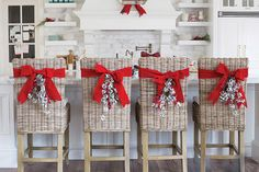A Parcell Christmas: Inside Rachel Parcell's bedecked holiday home