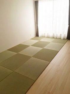 Tatami Room, Kokoro, Mattress, Tile Floor, Japanese, Flooring, Furniture, Home Decor, Decoration Home