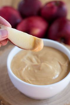 This recipe for Easy Caramel Apple Dip only requires 2 ingredients and it is amazing! I love to make this dip for game day or anytime I have guest over. This is one of my most requested recipes.    I find that I can spend hours preparing some dishes, but if I throw something in ... Read More about  Easy Caramel Apple Dip