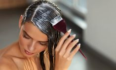 Home-Made Effective Hair Masks To Maintain Healthy Hair - Malena Medina - Diy Hair Mask Overnight Hair Mask, Egg For Hair, Diy Hair Mask, Hair Masks, Overnight Hairstyles, Color Rubio, Coconut Oil Hair Mask, Pelo Natural, White Hair