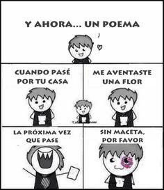 Y ahora…¡un Poema!