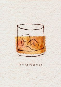 bourbonandoak:  Bourbon Art Print  Gear: Looking to express your love of bourbon through art. Check out this Bourbon Art Print…