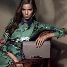 Gucci Cruise 2015 Campaign by Mert & Marcus | The Fashionography