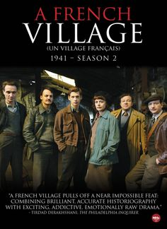 FRENCH VILLAGE SEASON 2, French language.  http://ccsp.ent.sirsi.net/client/en_US/hppl/search/results?qu=french+village+season&qf=ITEMCAT3%09Format%091%3ADVD%09DVD&lm=HPLIBRARY&dt=list