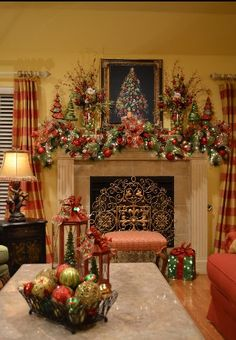 Welcome The Holidays With Dazzling Fireplace Mantel Displays Impressing Your Guests And Adding Festive Cheer To Home Throughout Christmas Season