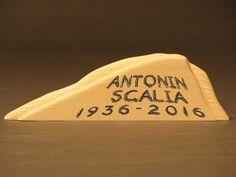 Antonin Scalia//Judge Scalia//Supreme Court Justice by CarvedSand