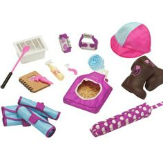 Our Generation Horse Accessory Set // Target