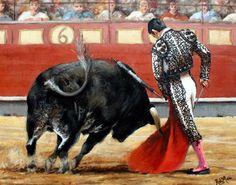 Tercio de Pinceles Blog: Luis Pineda - El arte se llama Morante