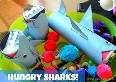 A toddler-friendly ocean unit. Creative ideas!