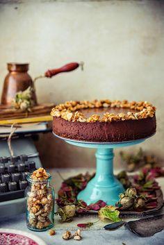 pieprz czy wanilia blog kulinarny: Bo jak jesień, to i orzechy! (październikowe MSŻ)