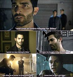 ✩ Stop searching and get inspired now! Stiles Teen Wolf, Teen Wolf Boys, Teen Wolf Dylan, Dylan O'brien, Teen Wolf Memes, Teen Wolf Funny, Malia Tate, Derek Hale, Scott Mccall