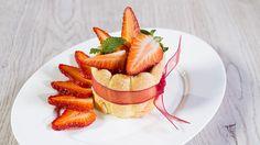 Rezept von Eveline Wild | 40 Minuten/aufwendig Eveline Wild, Strawberry, Fruit, Breakfast, Mini, Desserts, Food, Rezepte, Side Dishes