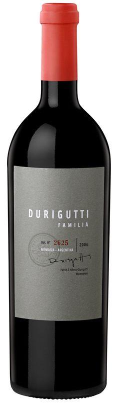 Durigutti Familia #taninotanino #vinosmaximum