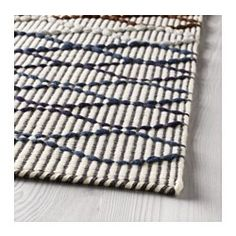 IKEA - ALRUM, Rug, flatwoven, Hand-woven by skilled craftspeople, each one is unique.Made in India in organized weaving centers with good working conditions and fair wages.The rug is made of pure new wool so it's naturally soil-repellent and very durable.