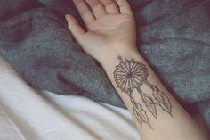 Back tattoo, Best tattoo, dreamcatcher tattoo, girl tattoo, leg tattoo, Sleeve tattoo, tattoo