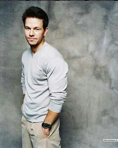 Mark Wahlberg. Everyone tells me j looks like him & statham. I think he J looks like a robber. The bank asked him not to wear a hoodie in LOL